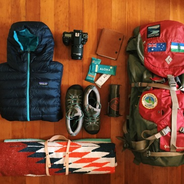 What to Pack for A Winter Backpack Trip