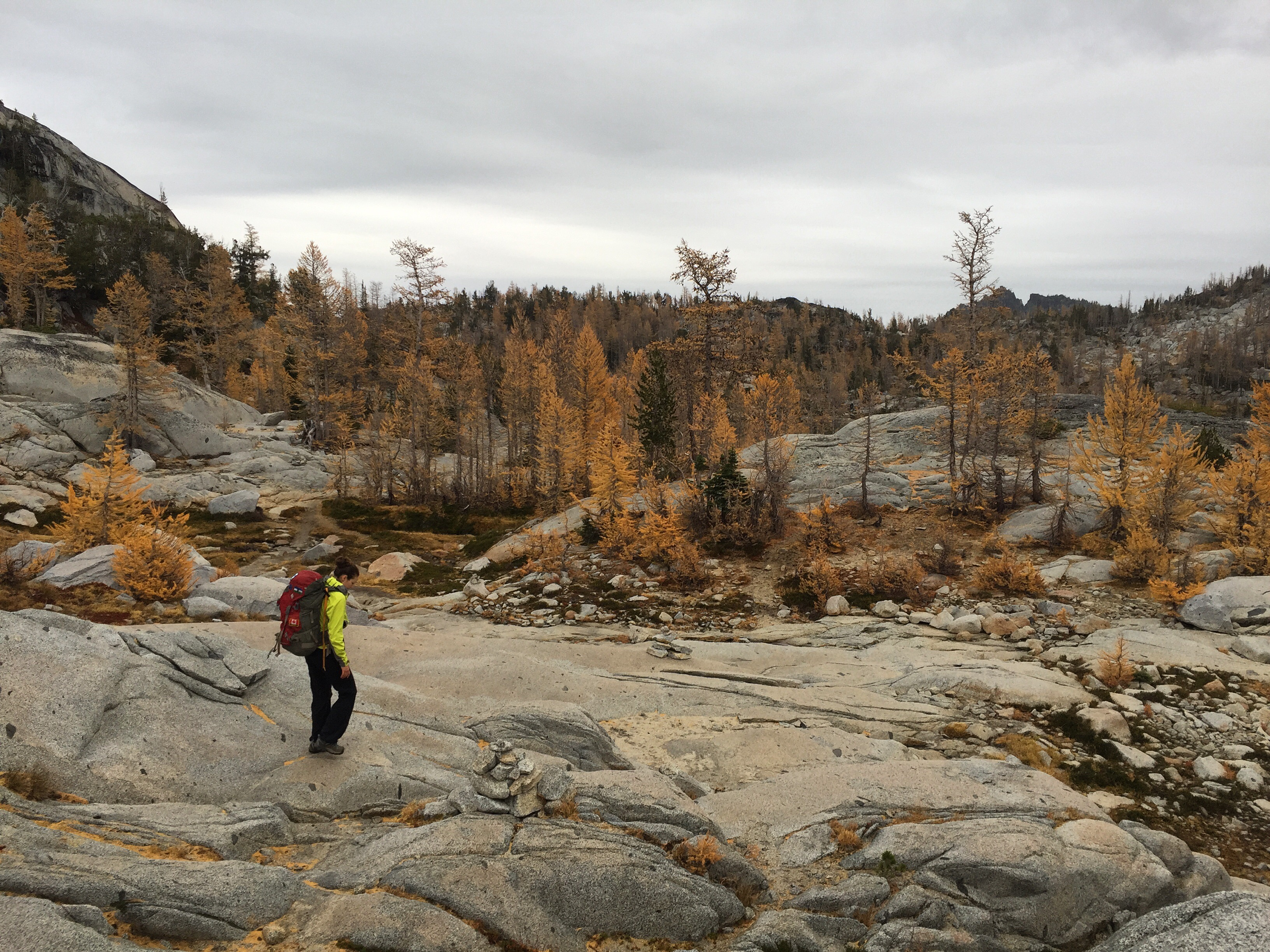 Backpacking through the Upper Enchantments