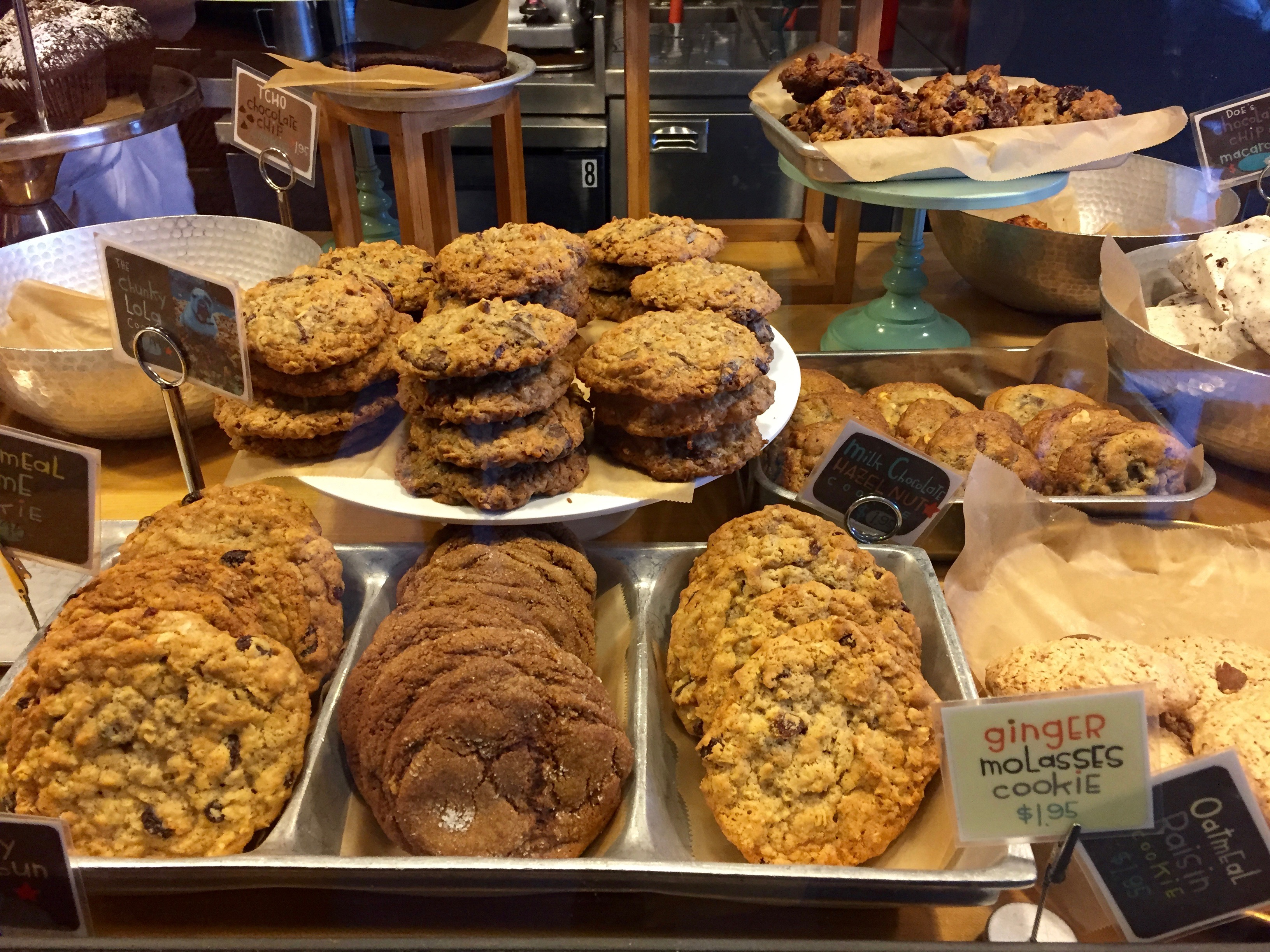 The most amazing baked goods from Flour in South Boston, MA